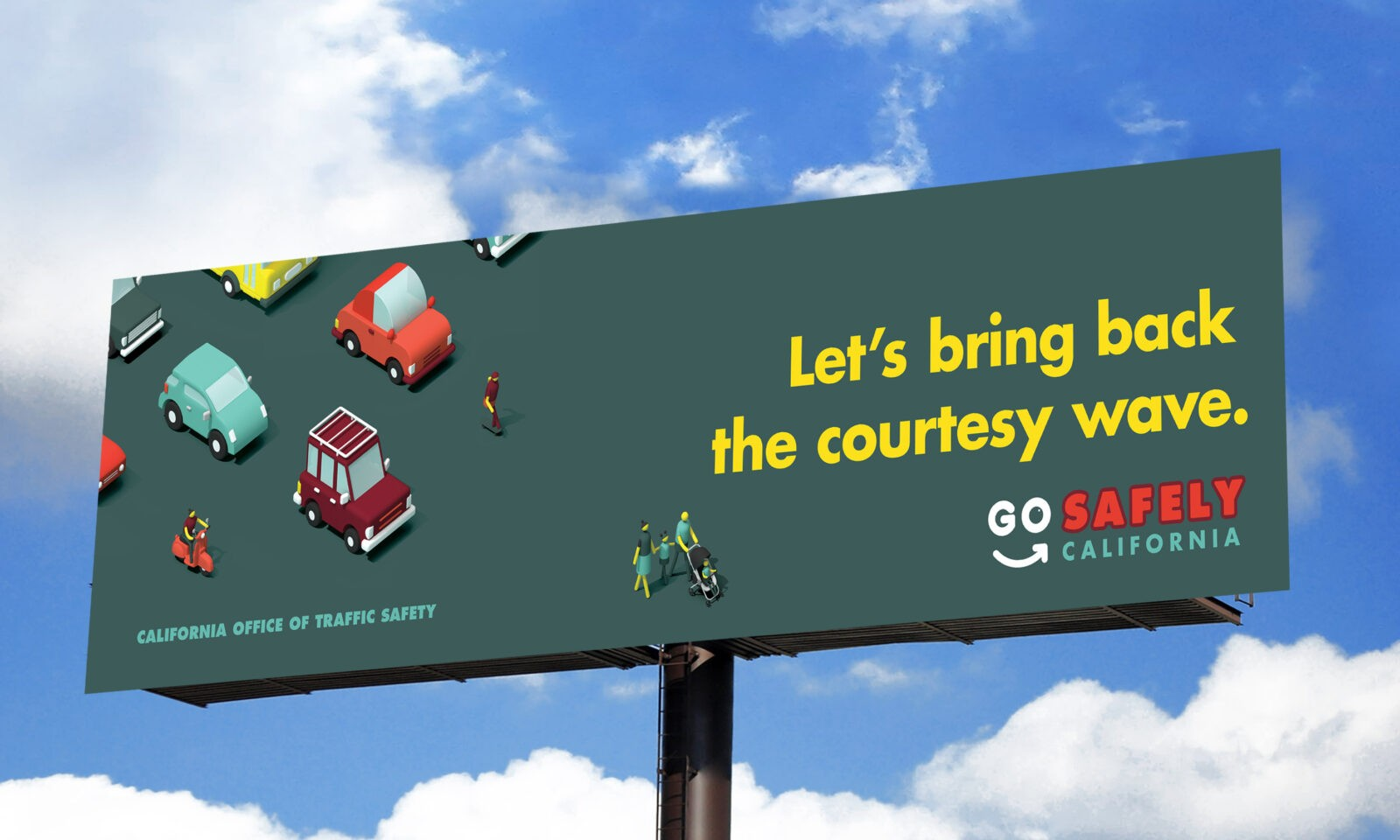 GoSafely OTS-Outdoor